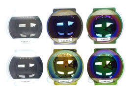 POLARIZED WITH HIGH QUALITY MULTI-LAYER MIRROR LENSES